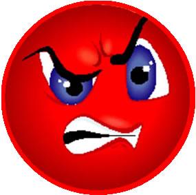 smiley-angry